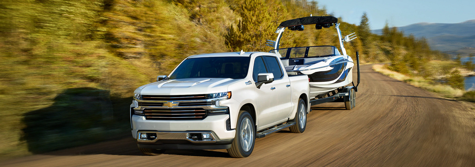 2020 Chevrolet Silverado 1500 Towing Capacity near Escondido, CA