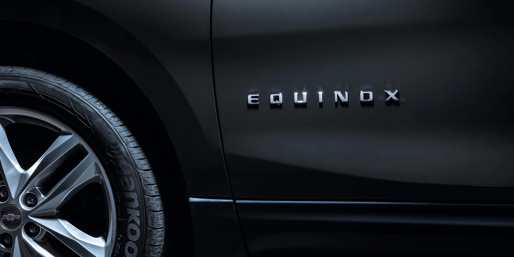 Stylish Design of the 2020 Equinox