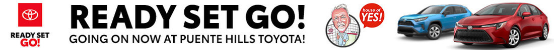 New Toyota Lease and Finance Specials