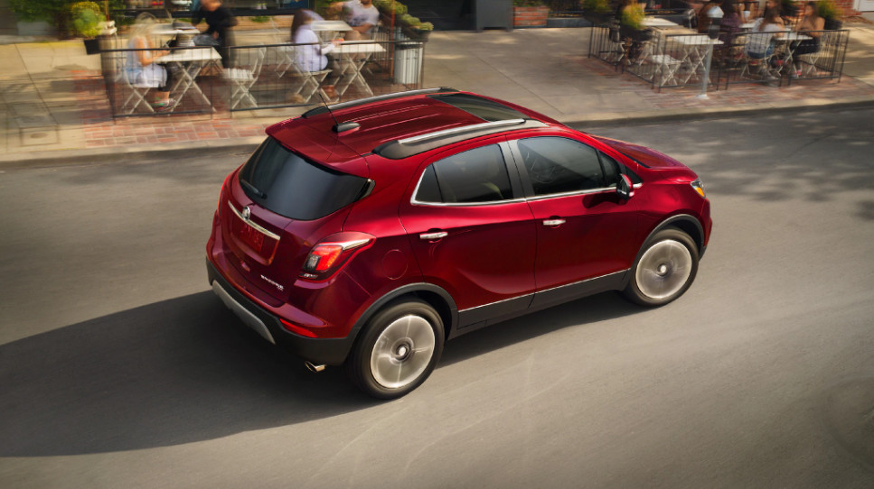 2019 Buick Encore Key Features near Owosso, MI
