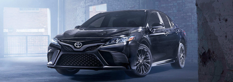 2020 Toyota Camry Leasing near Binghamton, NY