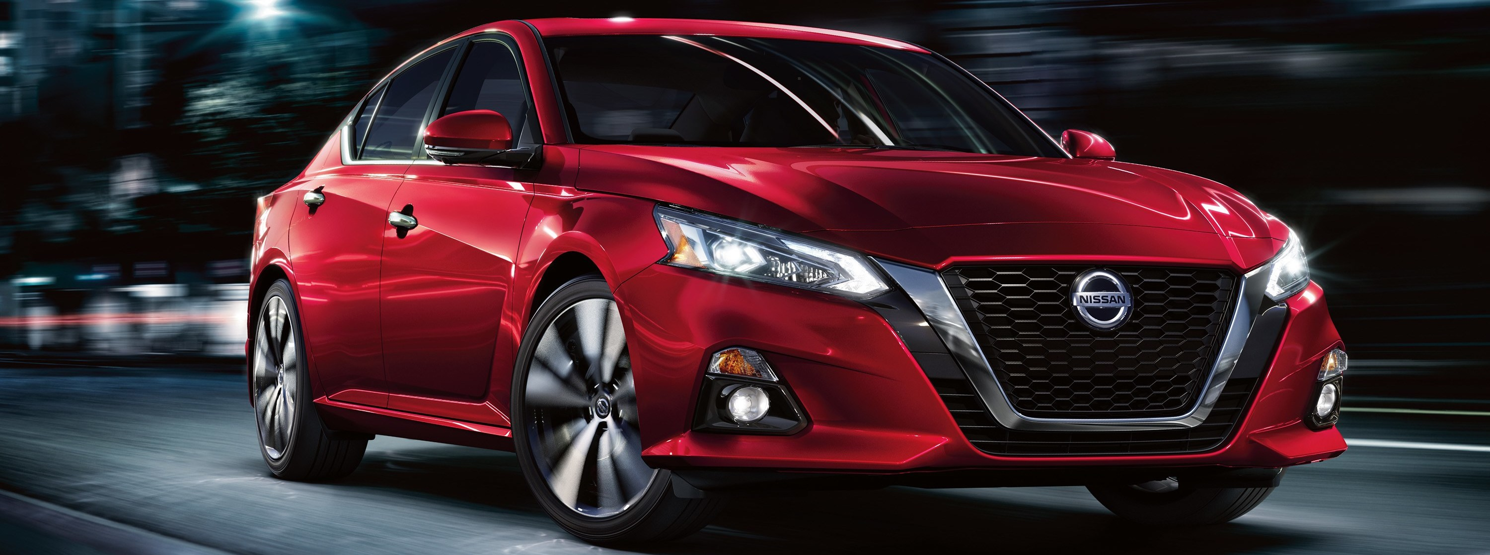 Test Drive a Nissan Today!