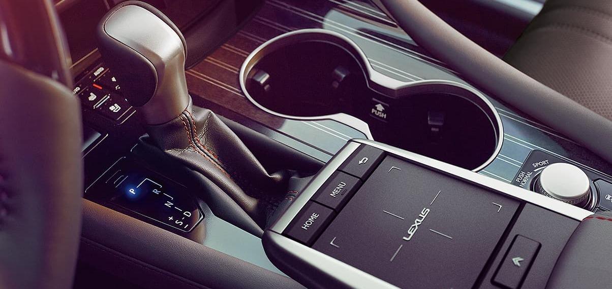 2020 Lexus RX 350 Gear Shifter