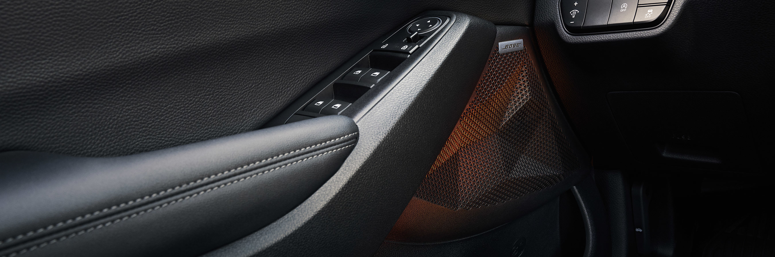 Bose Speakers in the 2020 Seltos