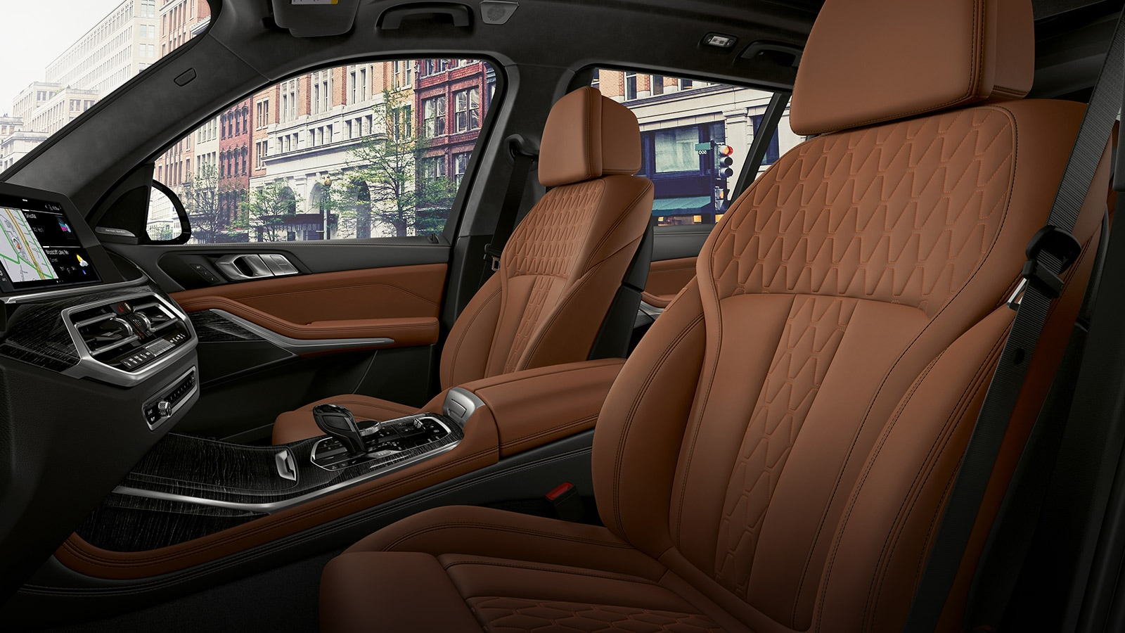 2020 BMW X7 Interior Seats