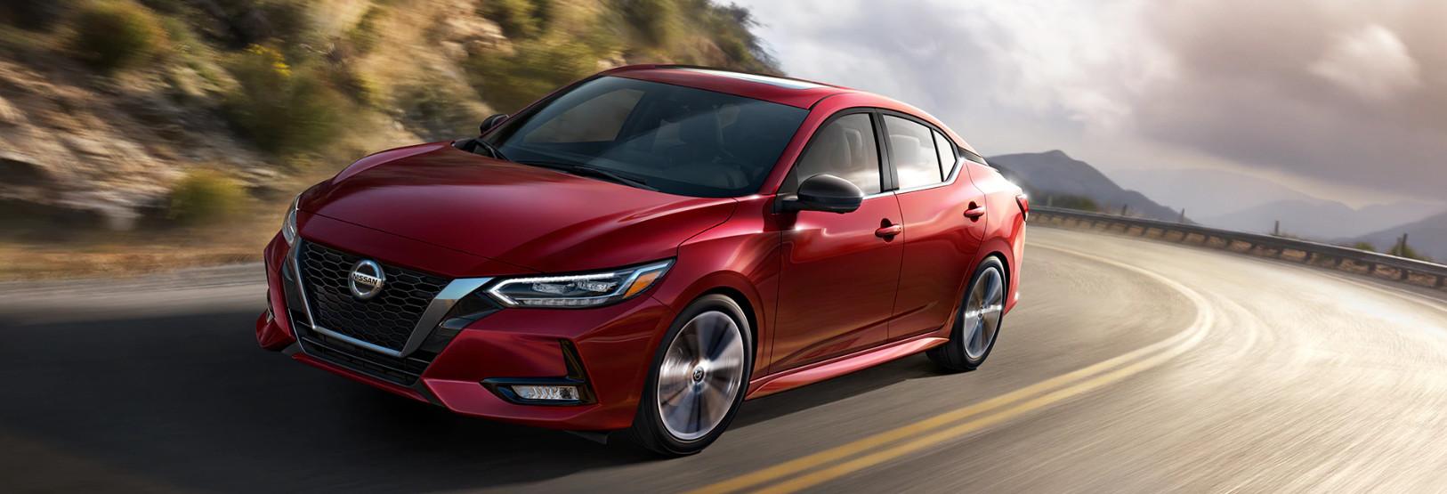 2020 Nissan Sentra vs 2020 Honda Civic near Worcester, MA