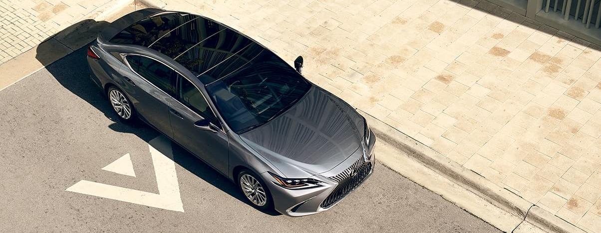 2020 Lexus ES 350 Key Features near East Hampton, NY