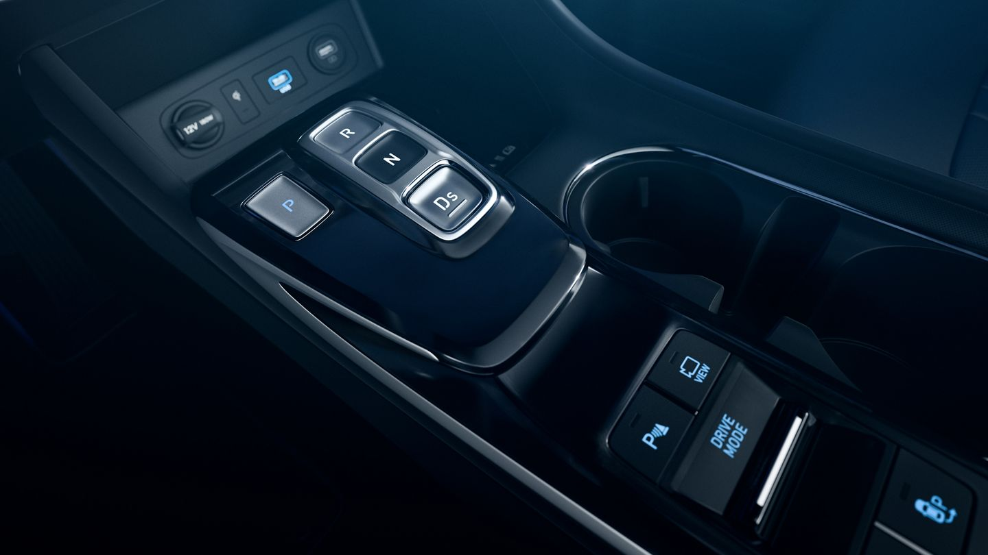 2020 Hyundai Sonata Center Console