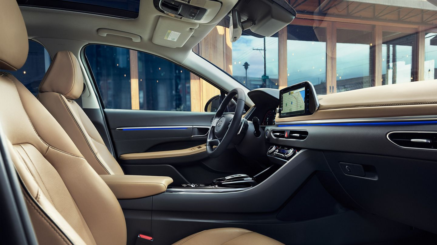 2020 Hyundai Sonata Seating