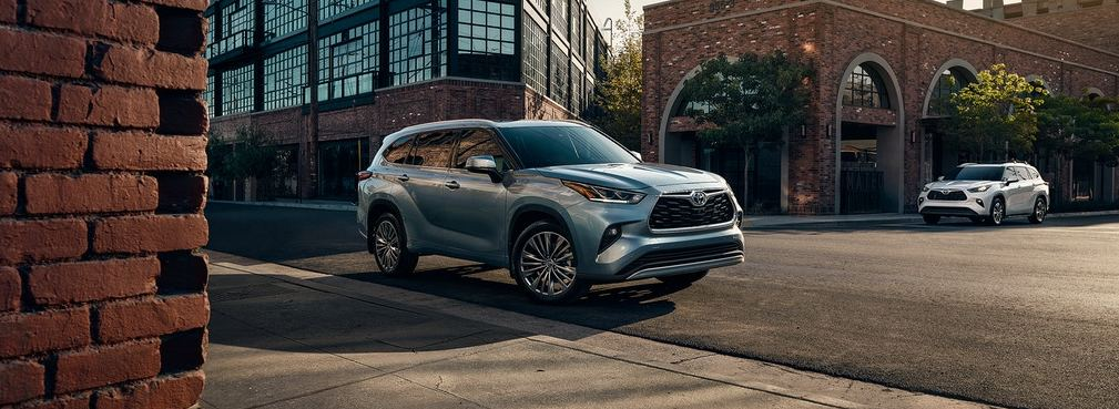 2020 Toyota Highlander For Sale Near Queens Ny