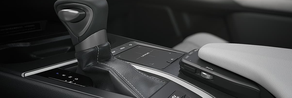 Controls at Your Fingertips in the 2020 UX 250h