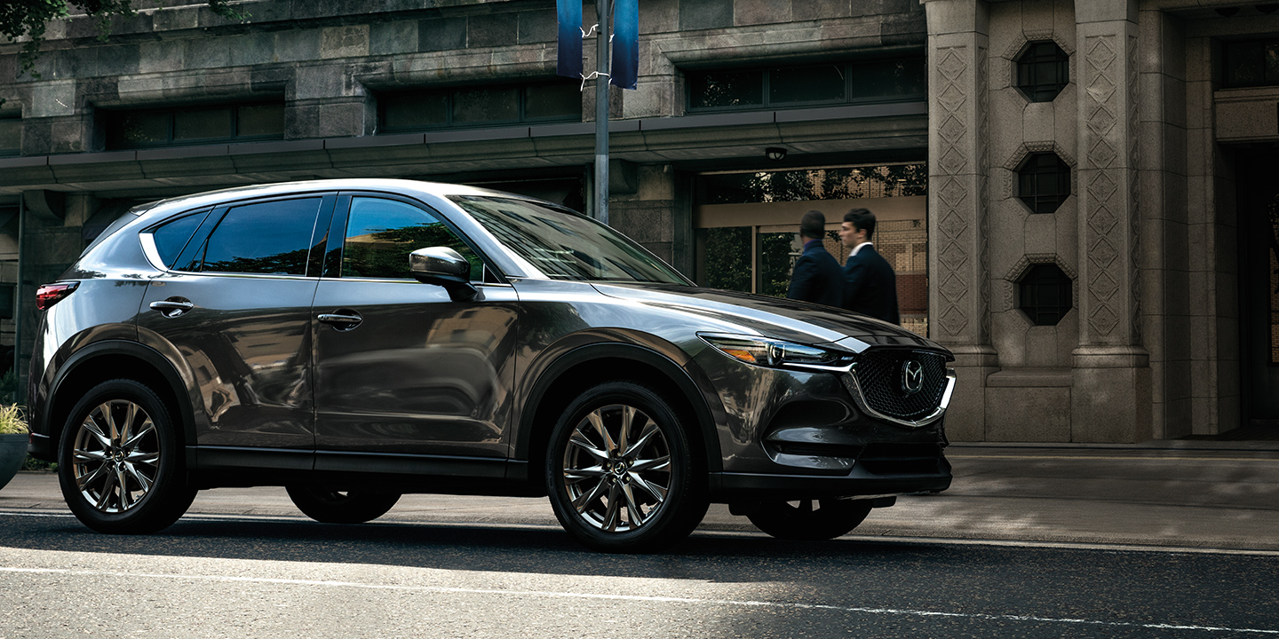 2020 Mazda CX-5 Key Features in Yorkville, NY