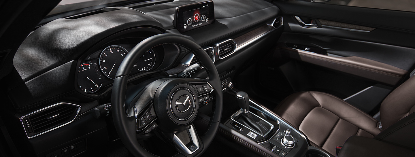 You'll Love All the Modern Amenities in the 2020 MAZDA CX-5!