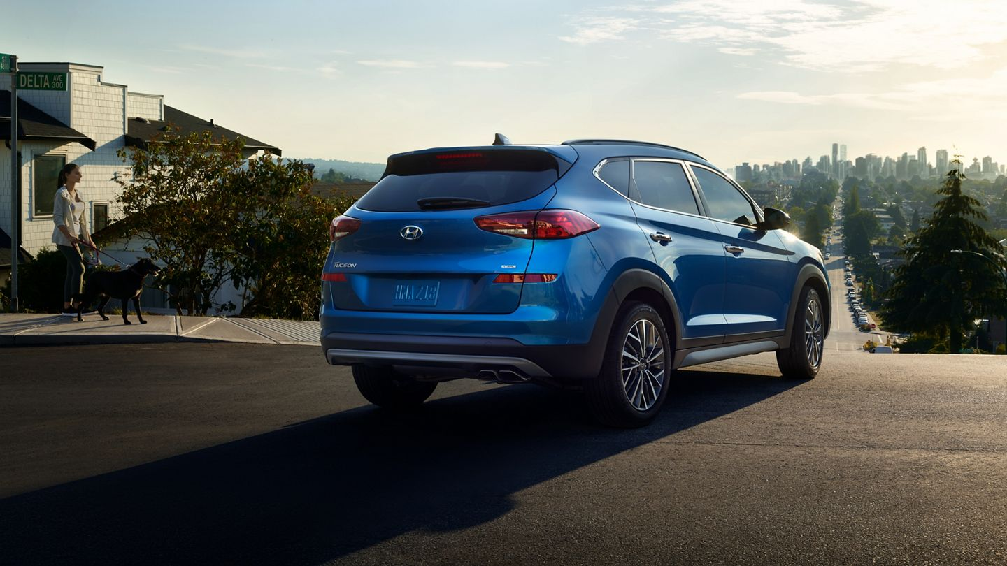 2020 Hyundai Tucson Leasing near Middletown, NY
