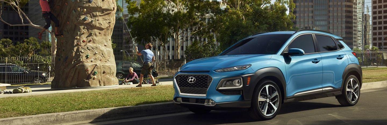 2020 Hyundai Kona Trim Levels near Washington, DC