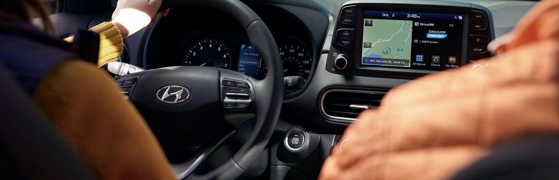 2020 Hyundai Kona Interior
