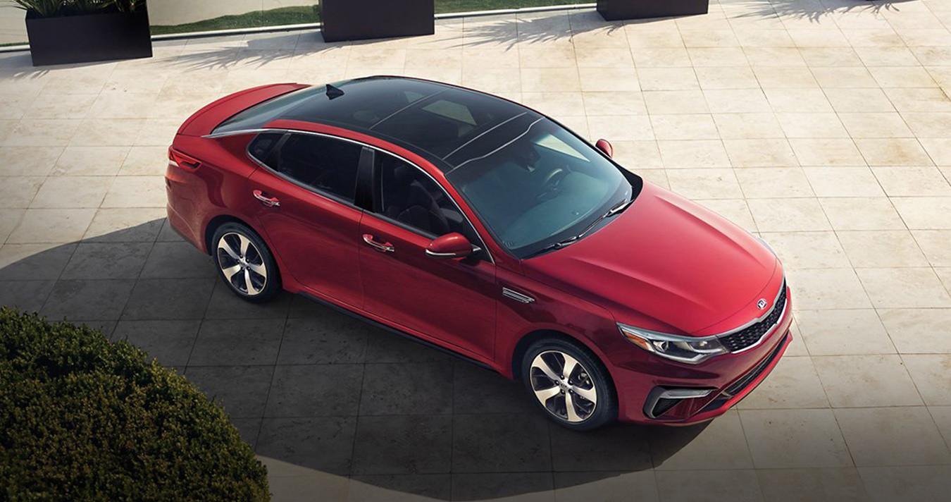 2020 Kia Optima for Sale near Lake Jackson, TX