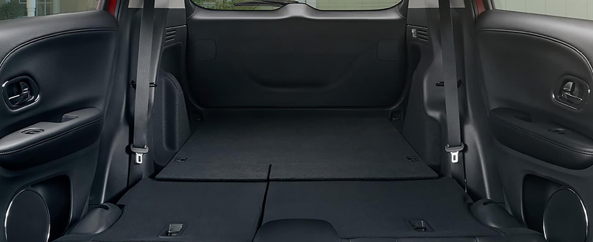 There's Plenty of Room in the 2020 Honda HR-V!