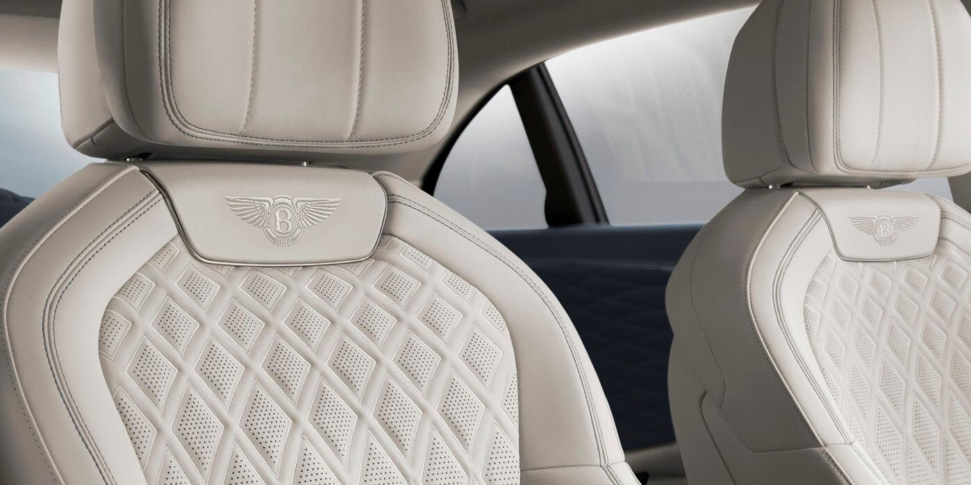 2020 Bentley Flying Spur Interior Detailing