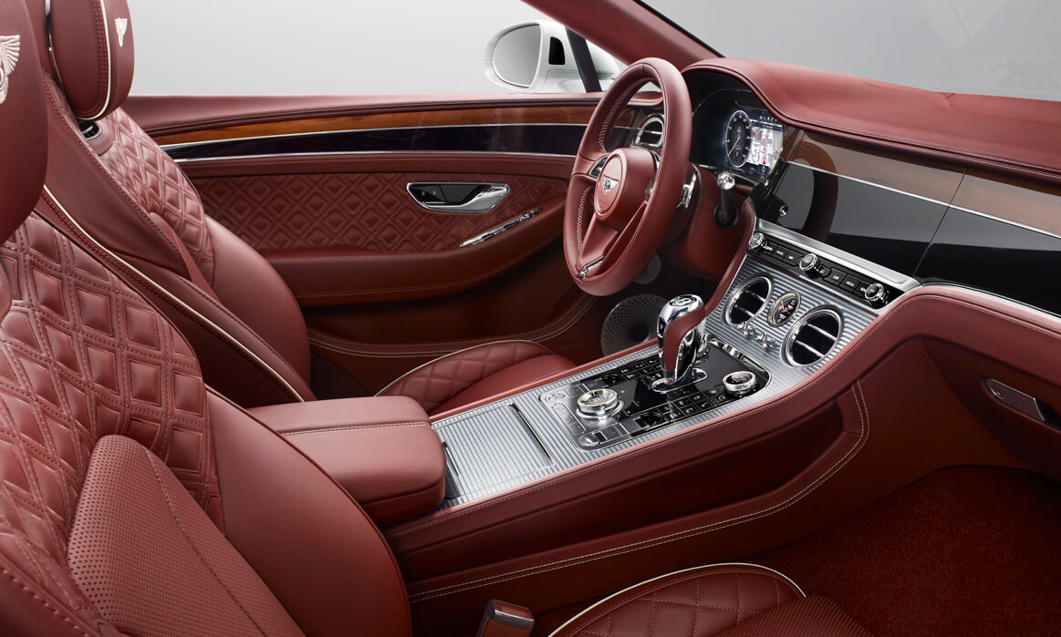2020 Bentley Continental Gt Convertible For Sale Near Chicago Il