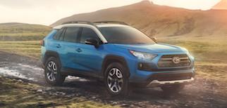 2020 Toyota RAV4 Trim Comparison
