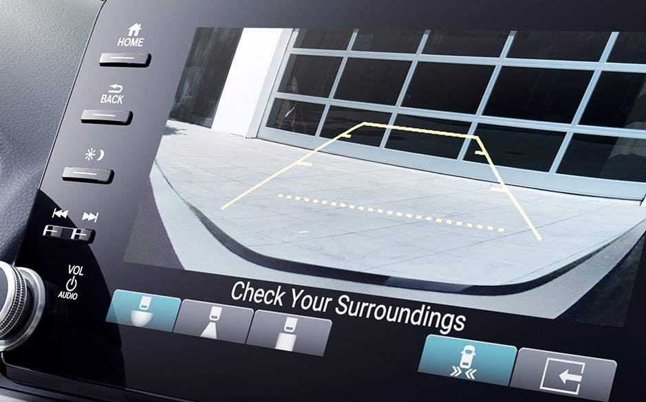 2020 Honda Accord Rear View Camera