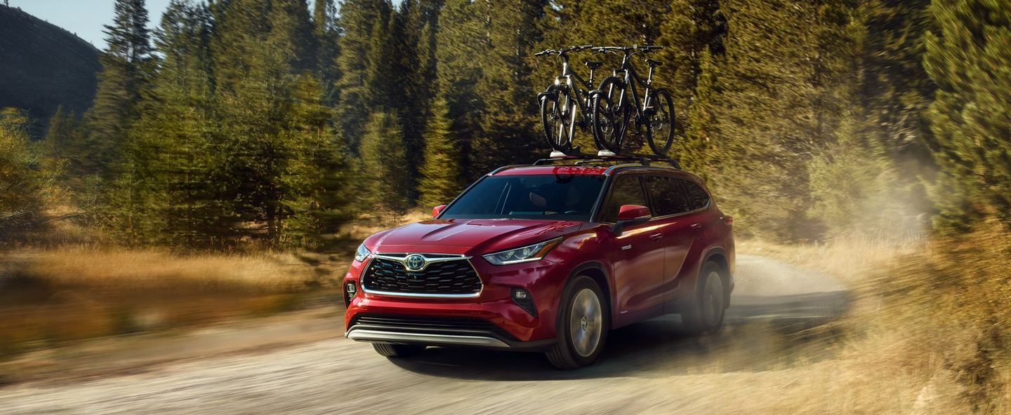 2020 Toyota Highlander Leasing near San Jose, CA