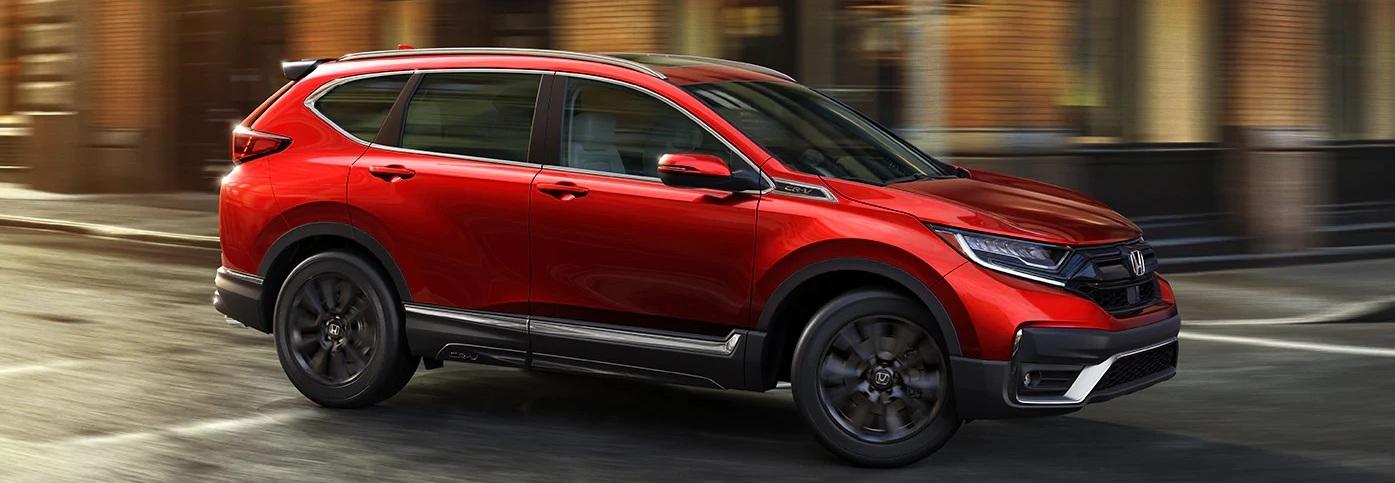2020 Honda CR-V Leasing near Macon, GA