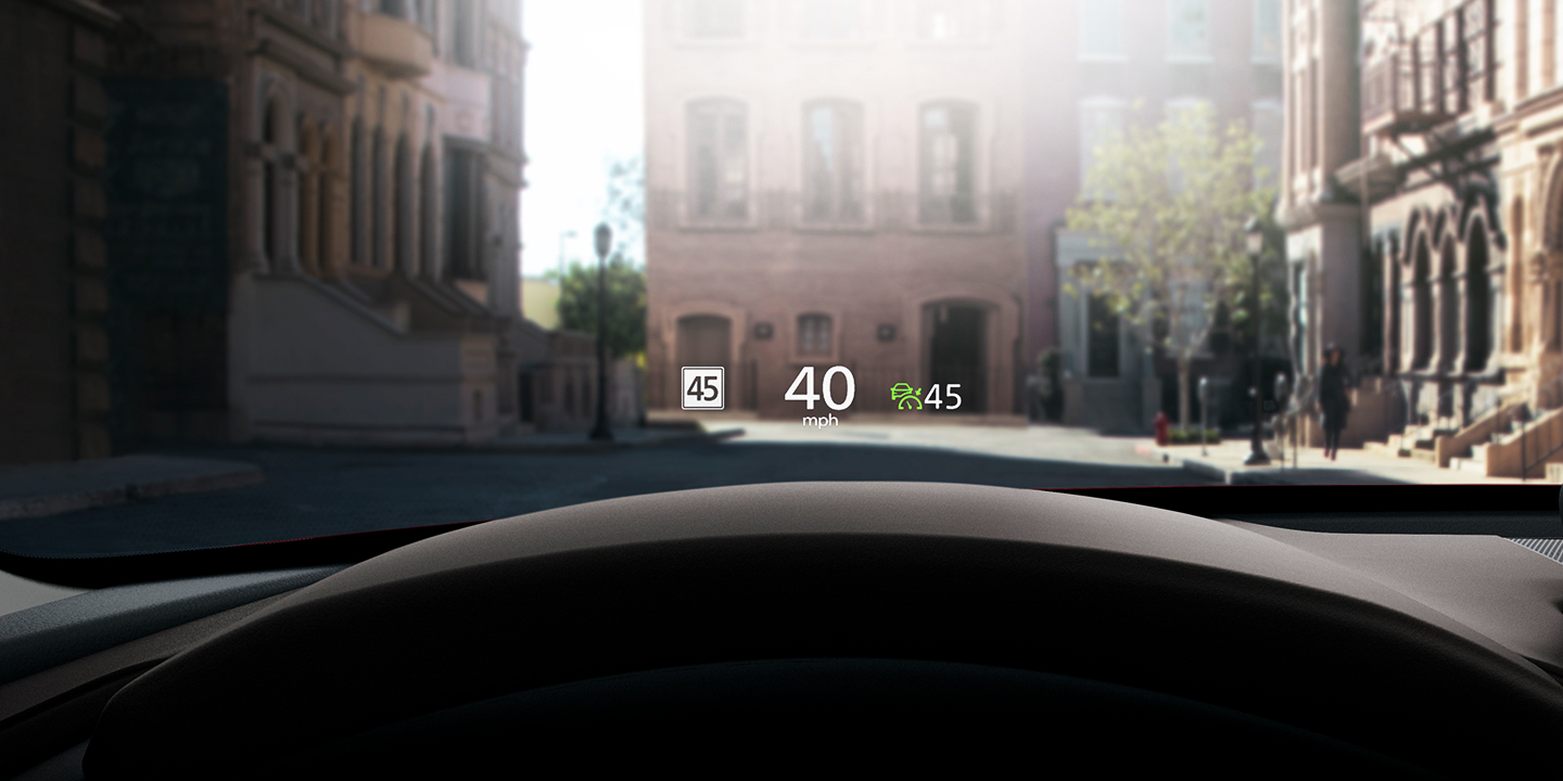 Available Head-Up Display
