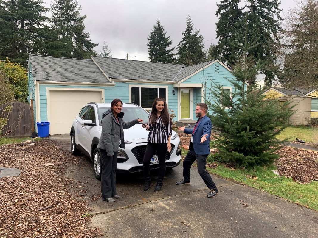 Seattle Hyundai - Home Delivery