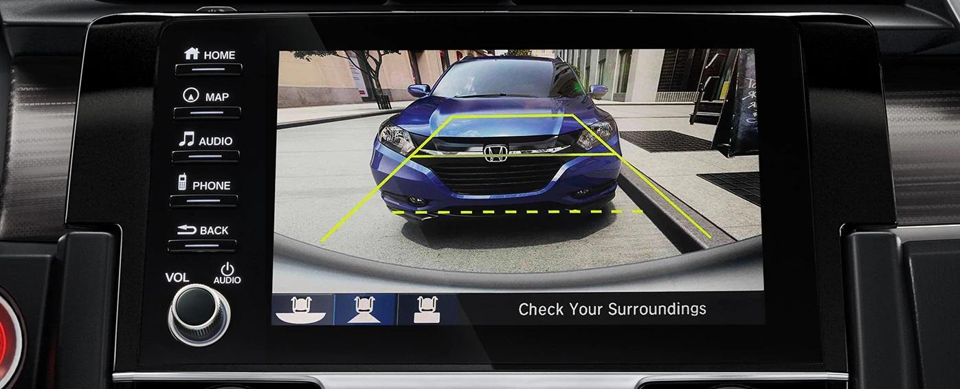 2020 Honda Civic Rear View Camera