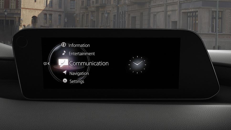 2020 MAZDA3 Sedan MAZDA CONNECT™ INFOTAINMENT SYSTEM