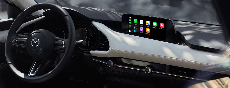 2020 MAZDA3 Sedan Technology