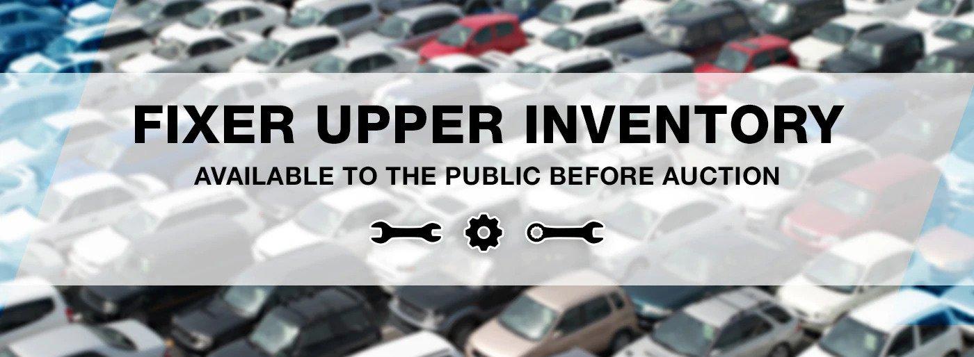 Fixer-Upper Inventory