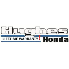 The Hughes Honda Lifetime Powertrain Warranty