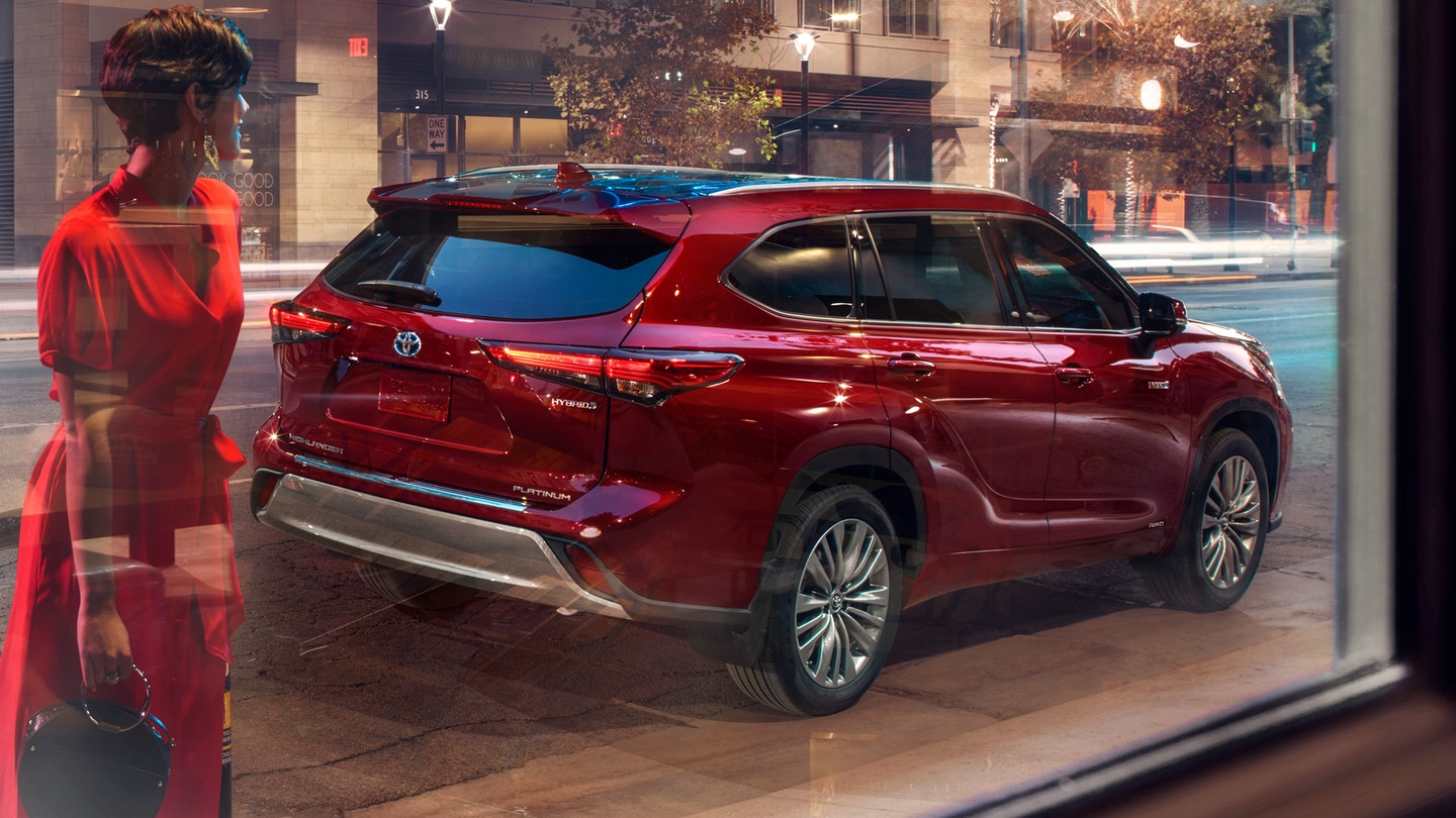 2020 Toyota Highlander For Sale Near Wilkes Barre Pa