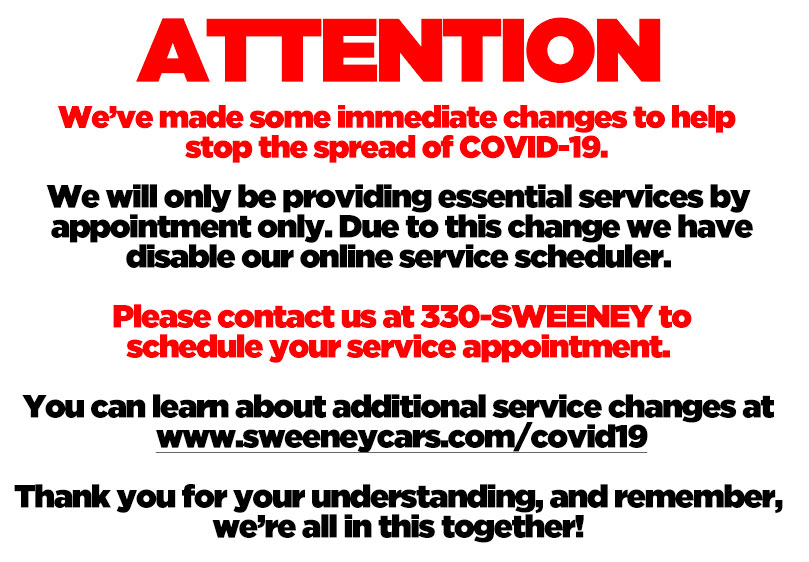 ATTENTION! ONLINE SCHEDULING IS DISABLED.