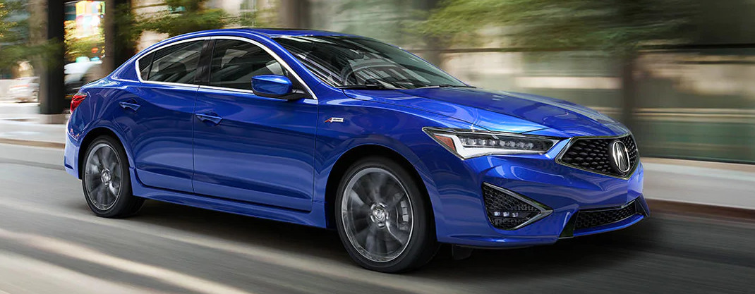 2020 Acura ILX Leasing near Chicago, IL