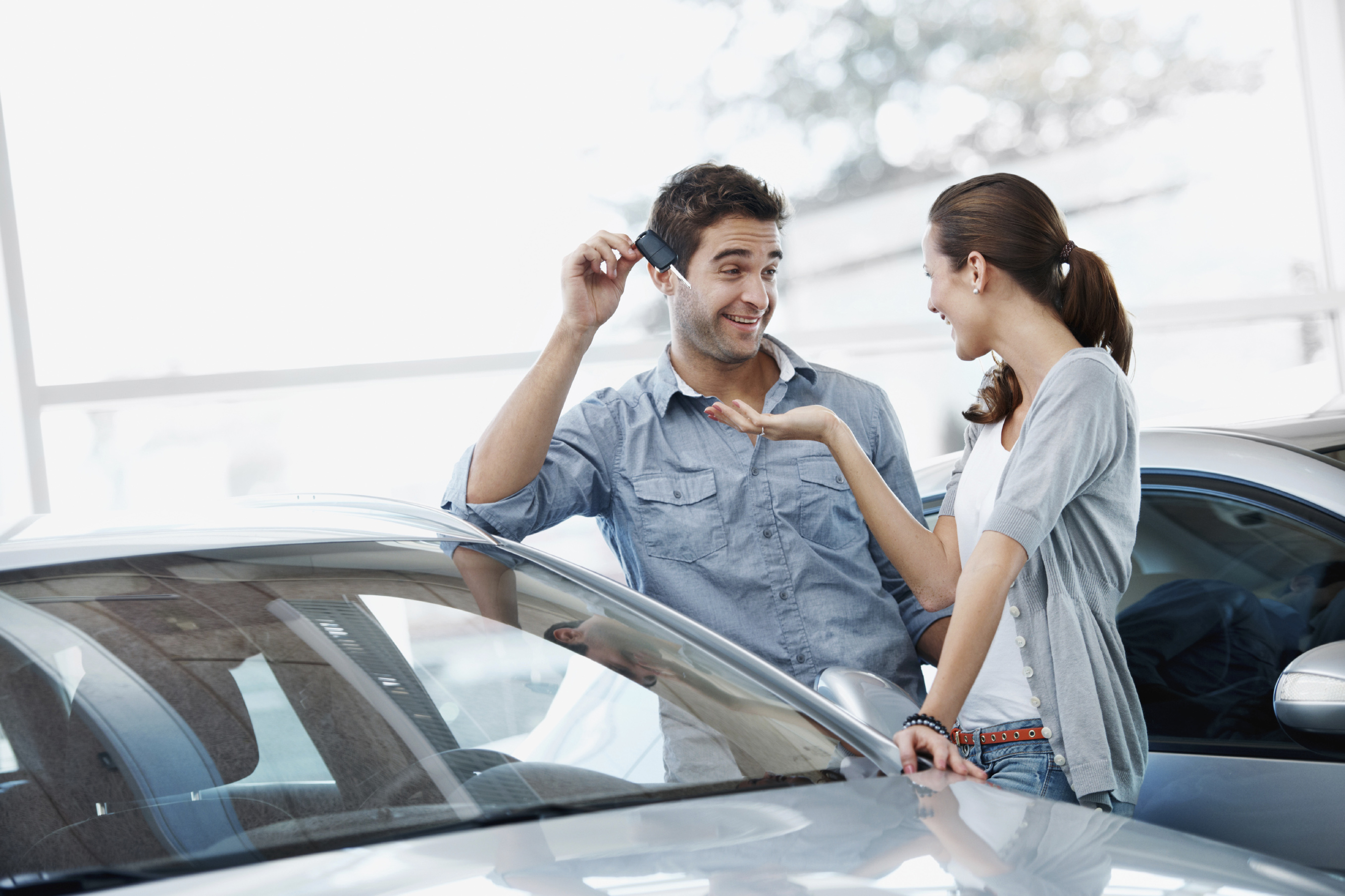 Get the Keys to the Car of Your Dreams!