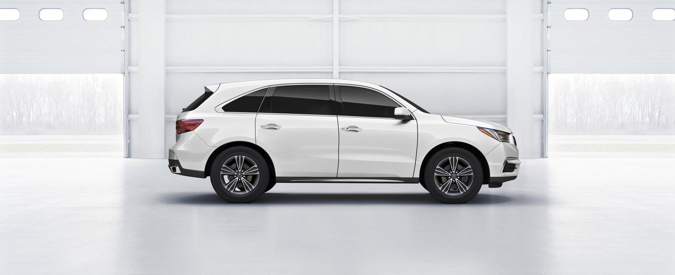 Acura SUVs