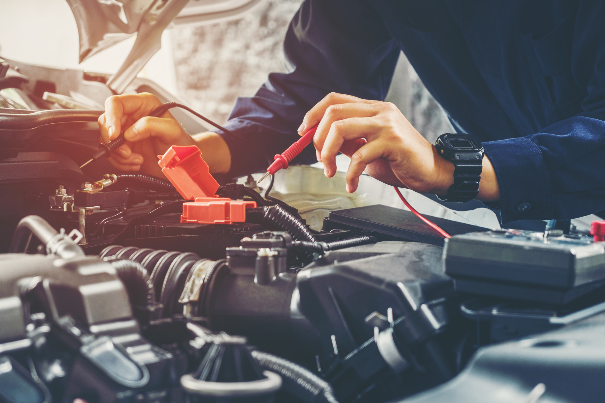 Buick GMC Battery Test and Replacement Service in Taylor, MI