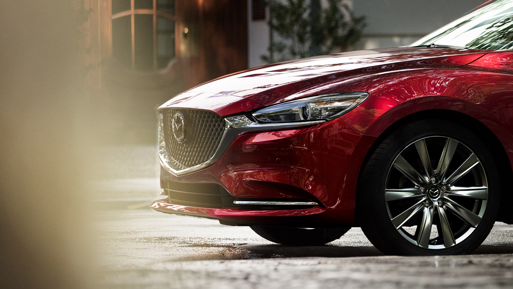 Turn Heads Left and Right in the 2020 MAZDA6!