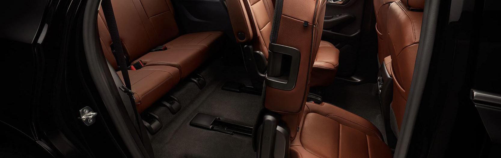 Versatile Seating Options in the 2020 Chevrolet Traverse