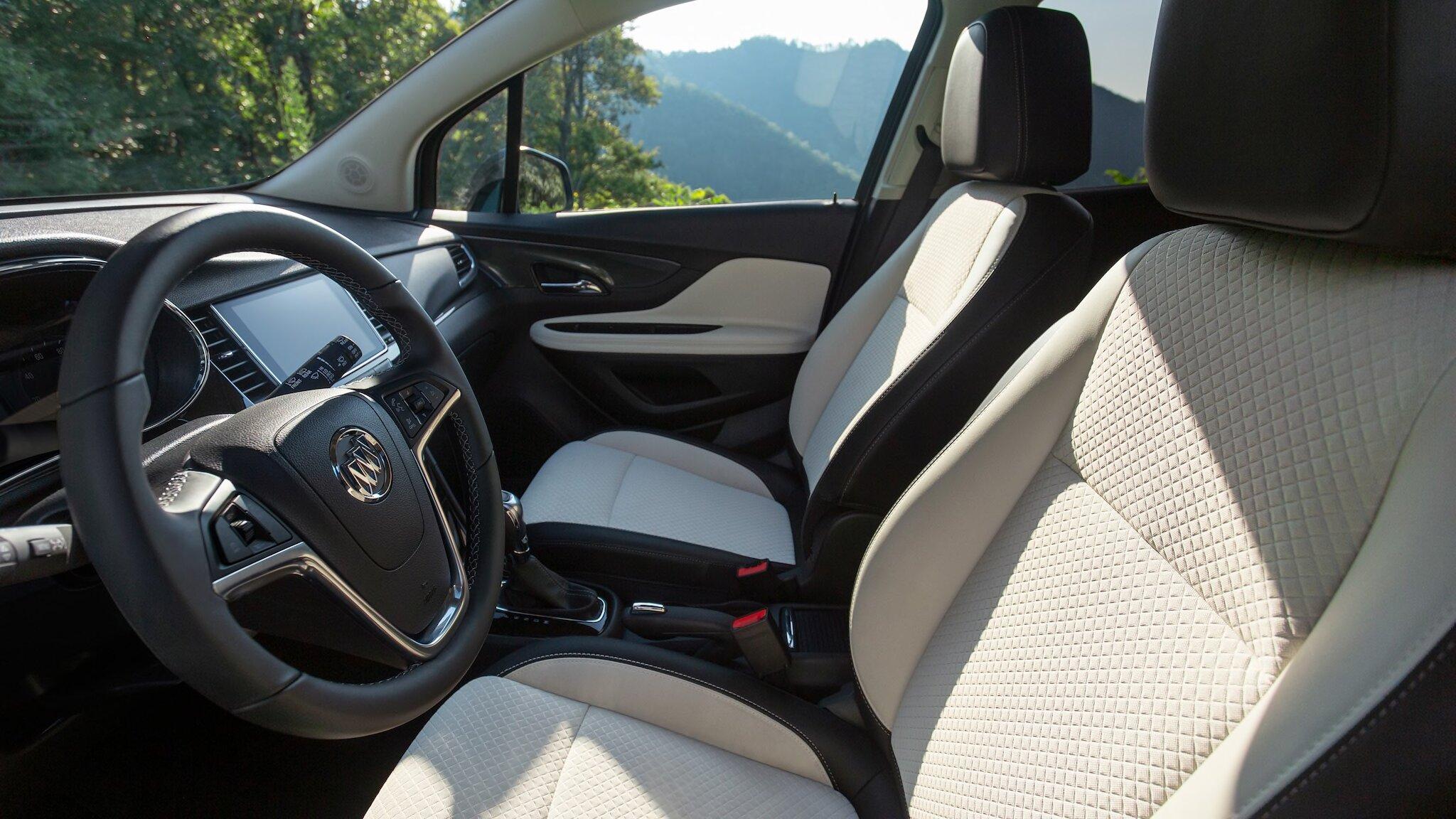 2020 Buick Encore Interior