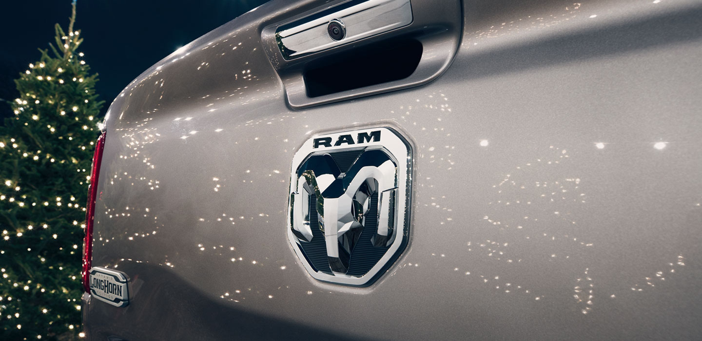 Exterior Details on the 2020 Ram 1500