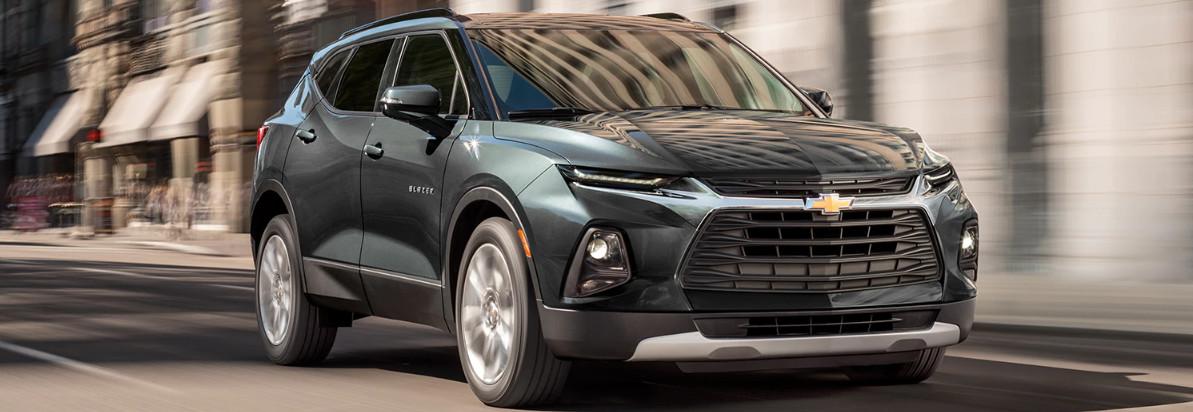 2020 Chevrolet Blazer Leasing near Grand Blanc, MI