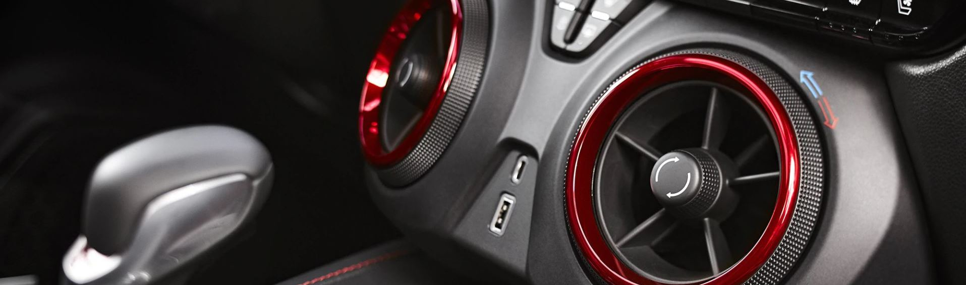 Dual-Zone Climate Control System in the 2020 Chevrolet Blazer