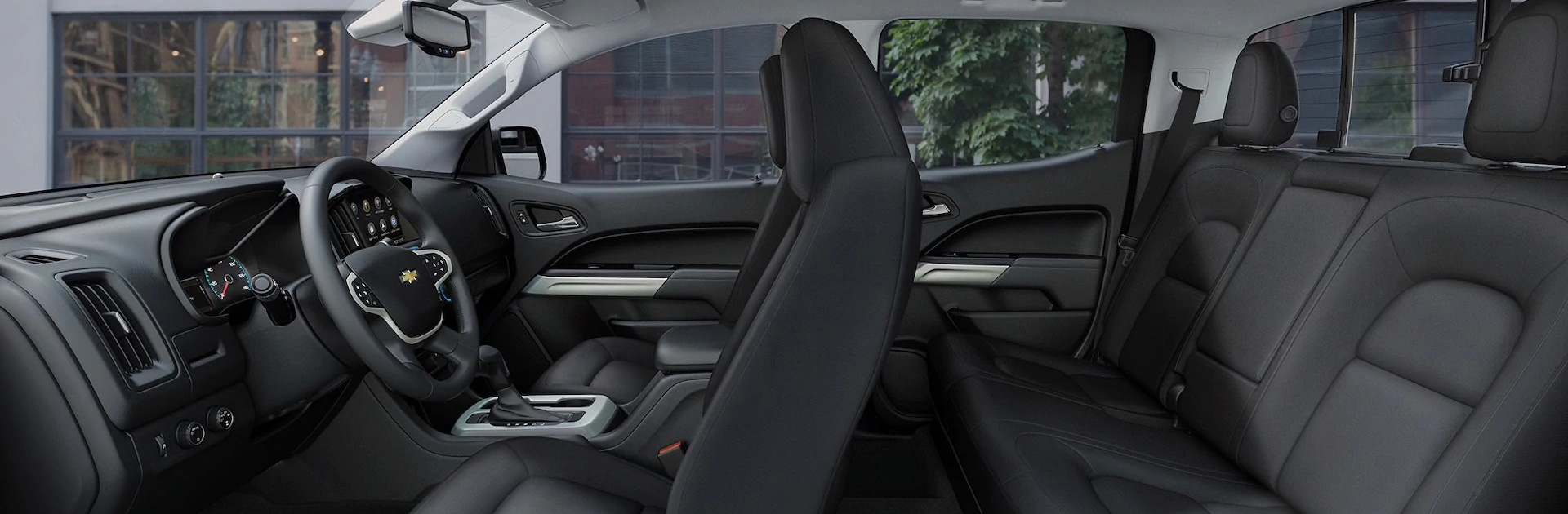 Enjoy Full Comfort During Every Drive in the 2020 Chevrolet Colorado!