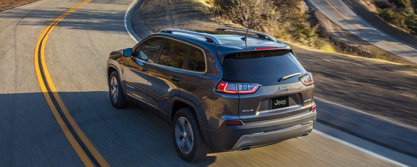 2020 Jeep Cherokee Key Features near Nashville, TN