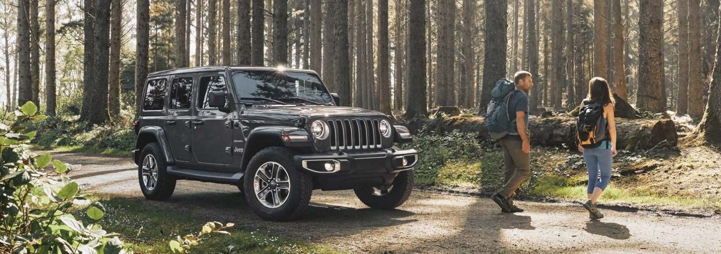 2020 Jeep Wrangler Unlimited Key Features near Nashville, TN